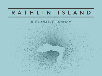 Rathlin rathlin rathlin island island ireland northern ireland map sea