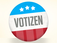 Votizen Button