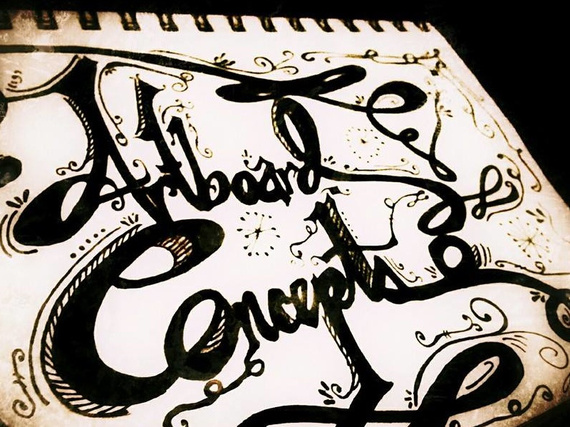 Hand Lettering Concepts fonts hand lettering