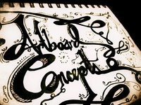 Hand Lettering Concepts