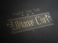 Made On The Wai'anae Coast logo branding