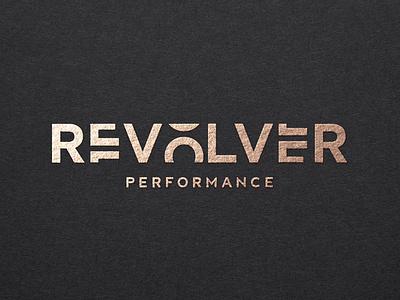 Revolver Performance Branding branding concept branding design logo designs logo design branding