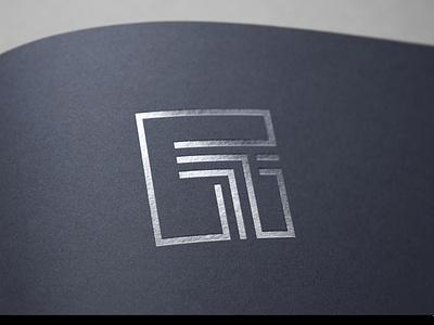 Thomasz Group monogram icon monogram logo design branding