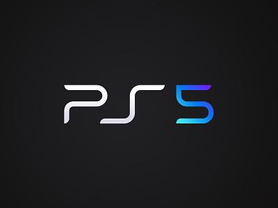 PS5 Logo Fine Tuning branding design game gaming sony icon branding logodesigns logodesign playstation ps5