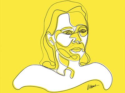 """""""Unbroken"""" digital art sketch still life drawing art"""