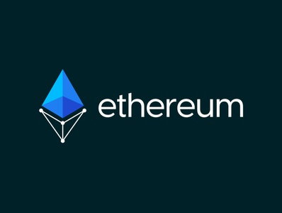 Ethereum logo update concept