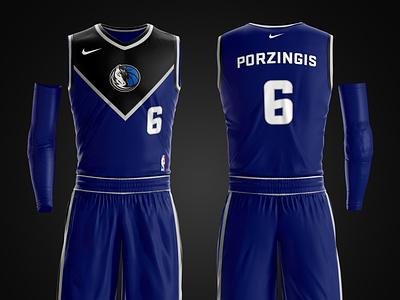 Dallas Mavericks jersey design concept uniforms graphics sports design mavericks jersey basketball sport nba