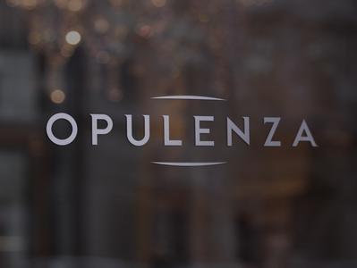 Logo design for Opulenza Home Fragrances