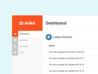 Aidkit making Progress