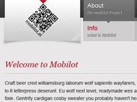 Webdesign Mobilot