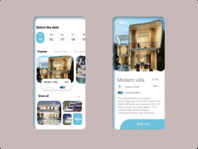 Booking app design illustraion challenge minimal dribbble invite illustration hellodribbble web ui ux branding graphic design