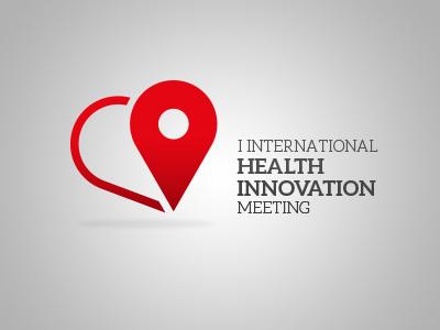 Meeting logo logo graphic design health innovation branding diego martinez meeting