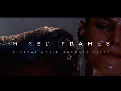 Mixed Frames