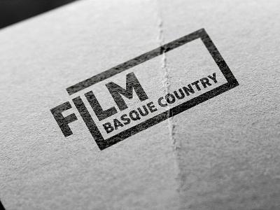 Film Basque Country film festival bilbao branding logo brand cinema filming film bilbao bizkaia film commission film commission film basque country