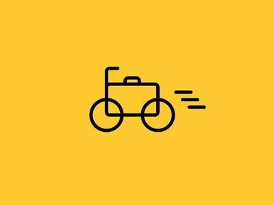 Bicycle + Briefcase: Revised 2