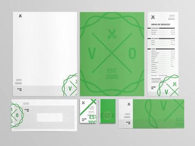 Volume One Visual Brand