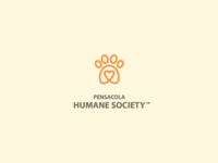 Pensacola Humane Society rebrand