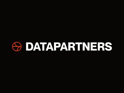 DataPartners Logo brand strategy visual identity system agency branding agency logo symbol identity branding