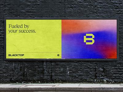 Blacktop Visual Identity System symbol branding identity simple logo brand design agency visual identity system brand strategy