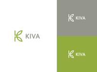 Kiva Rebrand (For Fun)