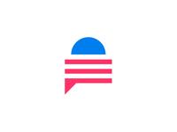 Political Debate Logo