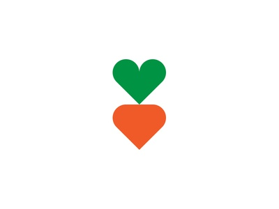 Carrot + Heart
