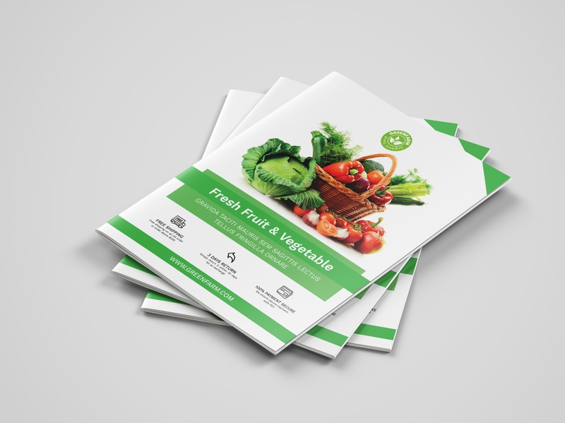Organic food and vegetables brochure design 2020 indesignmedia indesign banner design banner ads adobe illustrator creative brochure design 2020 vegetables brochure design catalogue design catalog design catalogue catalogs catalog brochure tri-fold brochure template brochure layout brochure mockup brochure brochure design ideas brochure design