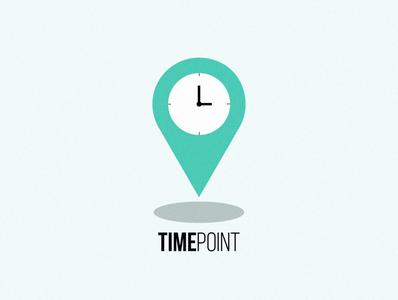 TimePoint Logo illustration vector design logo