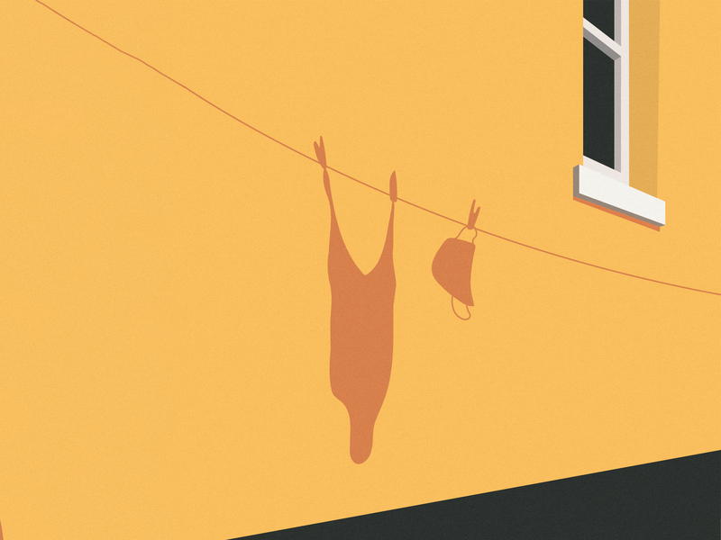 Summer 2020 illustration
