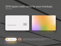 FREE Apple Credit Cards for Sketch