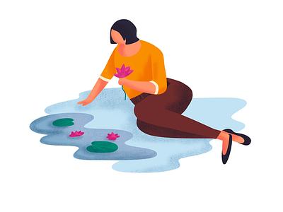 Retro Style Illustration