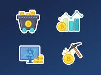 Crypto Stickers