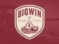 Bigwin crest