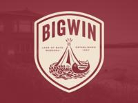 Bigwin Island Crest