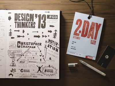 DesignThinkers: Sketchnotes paper pen ink notebook sketchnotes sketch illustration book hand lettering hand drawn typography