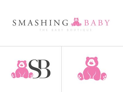 Smashing Baby Logos