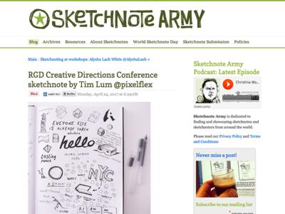 Sketchnote Army sketchnotearmy sketch freelancer design graphicdesign creativedirections pixelflex doodles sketchnotes