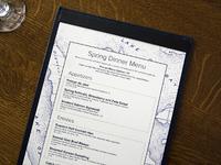 Bigwin island spring menus 01