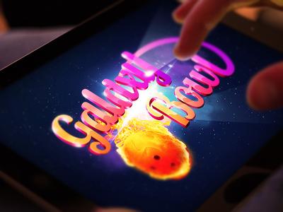 Galaxy Bolw Splash Screen