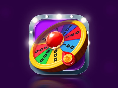 Wheel Of Fortune roulette casino game fortune wheel northwood mobile icon icon icon ios ios