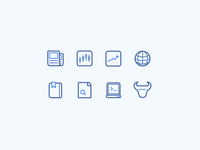 Icon Set - Day 055 #dailyui