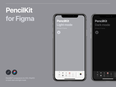PencilKit® for Figma