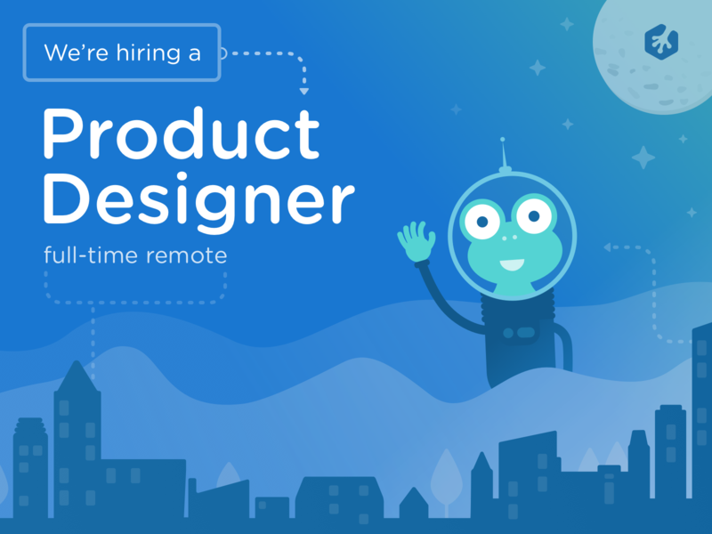 Hey Product Designers! remote work remote job jobs product design treehouse hiring