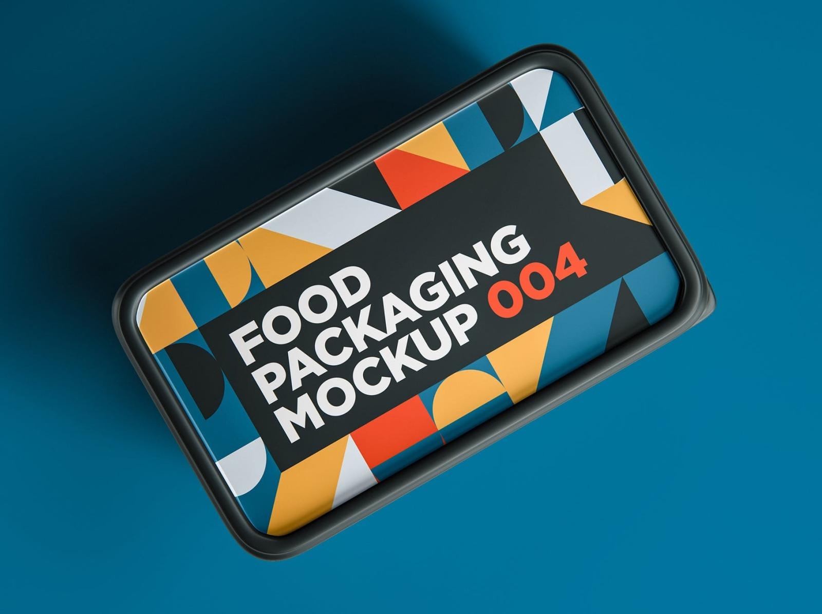 Food Packaging Box Mockup packaging design package design food box mockup package packaging food typography ux vector ui 3d logo illustration graphic design design branding