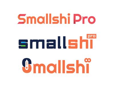 Smallshi Logos graphic design design color branding brand logo