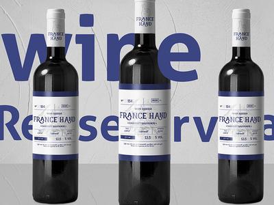 wine france design packing design brand branding wine