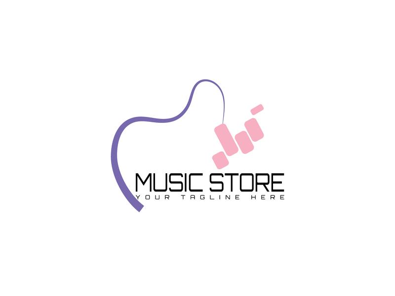 musicshop logo 100