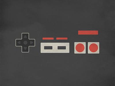 Controller Illustration controller illustration atari n64 genesis snes nes