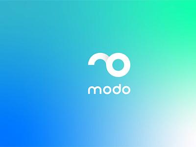 Modo App branding design minimal modern logo mobile smartapp nutritionapp mobileapp app design logo branding and identity branding agency branding brand identity brand design