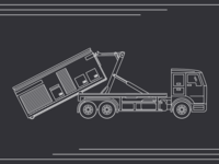 1-Truck Illustration